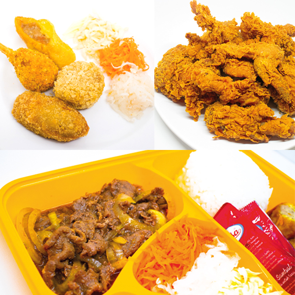 Variasi Menu Franchise Fried Chicken
